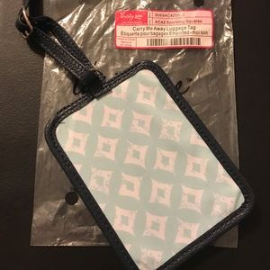NIP luggage tag by thirty one